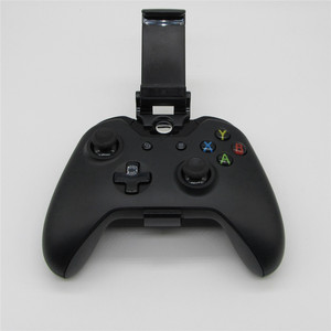 Image 1 - Phone Mount Bracket Hand Grip Stand For Xbox ONE S Slim Ones Controller Adjustable Clip Holder