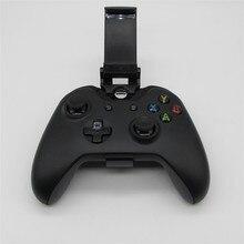 Uchwyt na telefon ściskacz stojak na kontroler Xbox ONE S Slim Ones regulowany klips