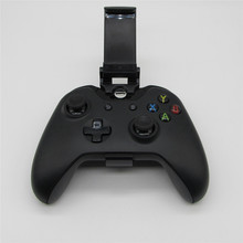 Xbox ONE S Slim Ones 컨트롤러 조절 식 클립 홀더 용 전화 마운트 브래킷 핸드 그립 스탠드