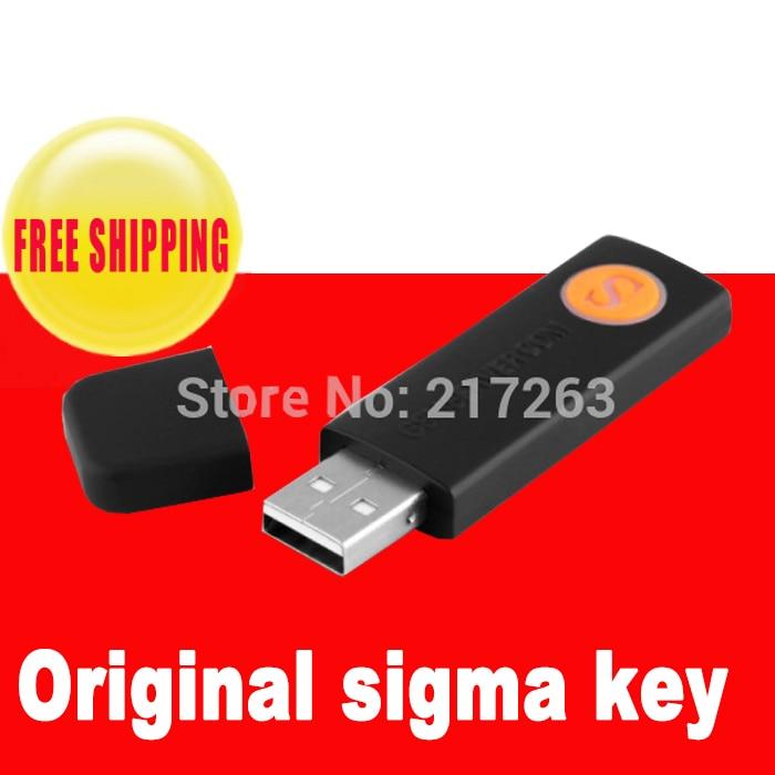 imágenes para MEJORES VENTAS de Sigma Key Sigmakey Unlock dongle Flash/Unlock/Repair Tool Para MTK Telefonos Moviles de China Envío Rápido