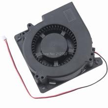 Gdstime 12032 Вентилятор охлаждения 48V 120 мм бесщеточный электрического циркуляционного центробежного водяного насоса турбо масляный радиатор