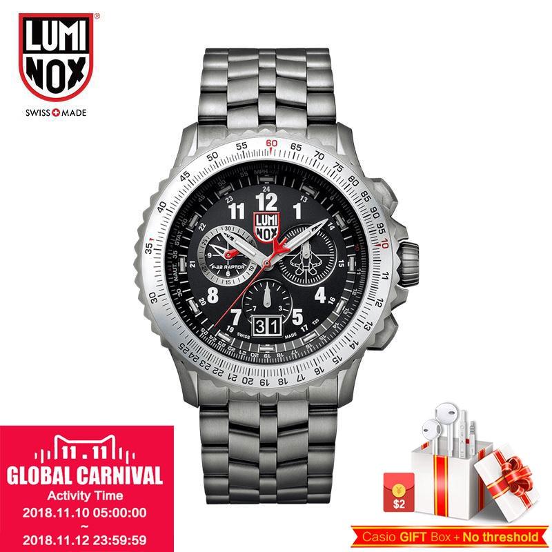 Luminox XA.9241.M Air series Swiss military watch sports waterproof male watch все цены