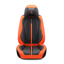 3D Cushion Leather Black Red Blue White Car Seat Cover For 5 Seats Car For Audi A1 A3 A4 A6 A7 B8 B7 B6 B5 C6 C7 A8 A8L Q3 Q5 Q7 все цены