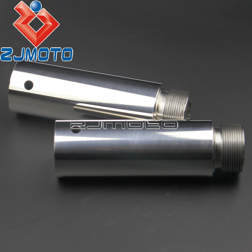 "HardDrive Chrome 39mm Fork Tubes Pair 6/"" Over 094393 31/""L XL883//XL1200 04-19"