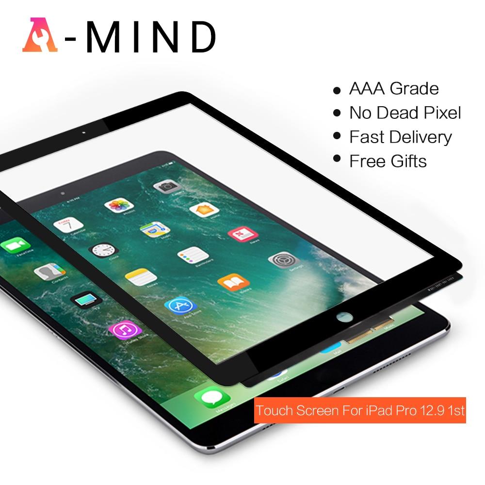 "iPad Pro 12.9/"" 2nd Gen A1670 A1671 Home Button Key Button Flex Cable Connector"