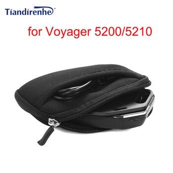 Headphone Case for Plantronics Voyager 5200 5210 Charging box Headset Portable Carry Travel Soft Box Storage Carrying Bag plantronics зарядка