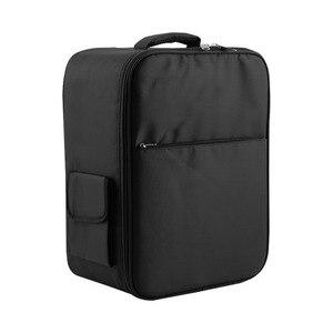 Image 5 - 新ユニバーサルキャリングショルダーケースバックパックバッグカメラバッグdjiファントム 3 プロの高度なカメラ傾くバッテリーハンドバッグ