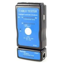 Multifunction RJ45 RJ11 Printer USB LAN Network Cable Tester