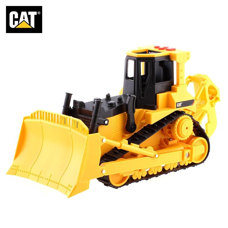 Cat Cars Electric Truck Bulldozer Mining Machine Dump Car