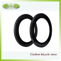 مصنع بيع 88 مللي متر الكربون الحافات الفاصلة الطريق دراجة حافة مع شحن مجاني