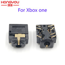 50Pcs Headphone Jack Plug Port For XBOX ONE Controller 3.5mm Headset Connector Port Socket For XBOX ONE