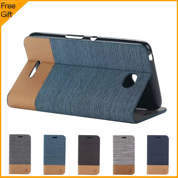 Luxury Wallet PU Flip Leather Cell Phone Cover Case Funda For Sony Xperia E4 Dual E2115 E2105 Shell Back Cover With Card Holder