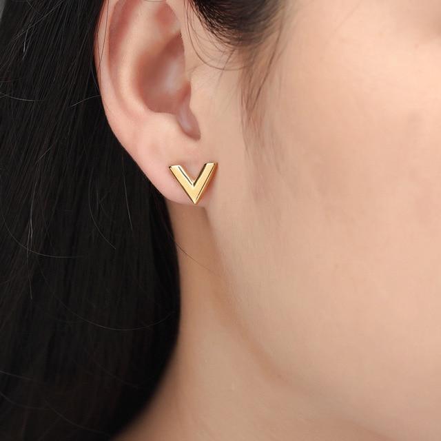Серьги кольца со звездами маленькие серьги обручи для женщин