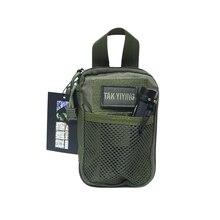 TAK YIYING Molle тактическая медицинская сумка для первой помощи охотничья сумка для путешествий карманный органайзер EDC сумка из нейлона Cordura