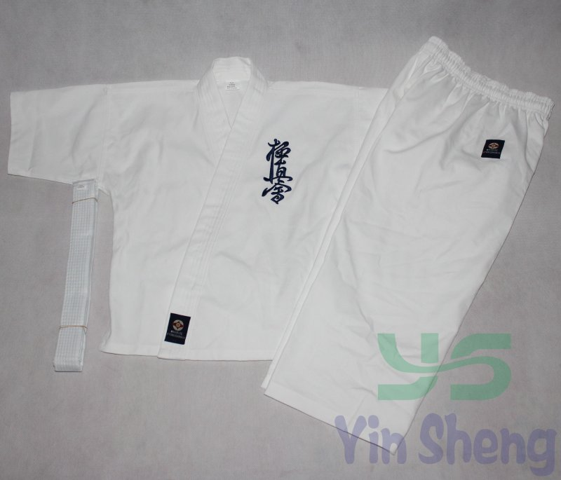 Karate Clothing for beginners Children Adult kyokushin karate kyokushinkai uniforms Kata karategi GI for beginners to practice in Other Fitness Bodybuilding Products from Sports Entertainment
