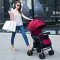 Baby stroller 3 in 1 Kissbaby sleeping bag carrycot Cotton Newborn Sleeping Basket Stroller Accessories travel system stroller