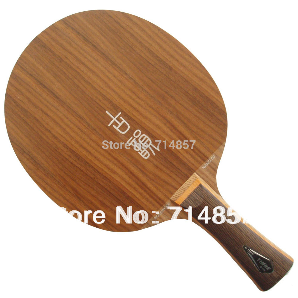 Original Yinhe / Milky Way / Galaxy NR-50 (Rosewood Nano 50) table tennis / pingpong blade original yinhe milky way galaxy nr 50 rosewood nano 50 table tennis pingpong blade