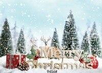 Customized Christmas Photo Backdrops Studio Background Studio Props Fond Studio Photo Vinyl Telon De Fondo Para