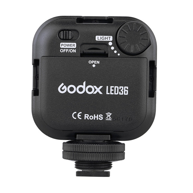 Godox LED36 Video Light 36 LED Outdoor Photo Lights Lamp 5500~6500K for Canon eos 70d 6d DSLR Camera Camcorder DVR accessories