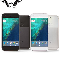 Original NEW Google Smartphone 5.0'' EU Version Google Pixel Mobile Phone 4G LTE Snapdragon Quad Core 4GB RAM 32GB ROM 128GB ROM
