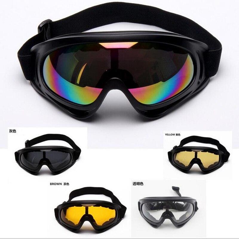 db0c57a10f832 Neve óculos óculos ciclismo proteção UV impermeável Airsoftsports tático  óculos de esqui CS homens mulheres Snowboard on line