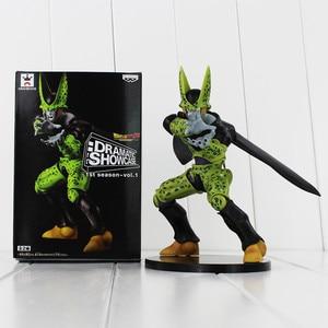 Image 4 - Dragonball scary vetrina figura Gokou Gohan Cell friez Trunks Kakarotto DBZ Anime modello da collezione giocattoli