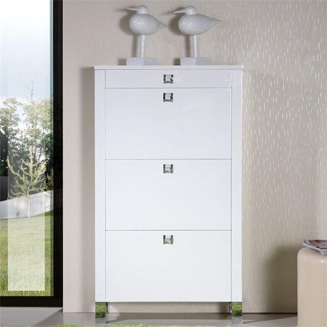 Large High Capacity Shoe Racks Home Furniture Shoe Cabinet For Living Room