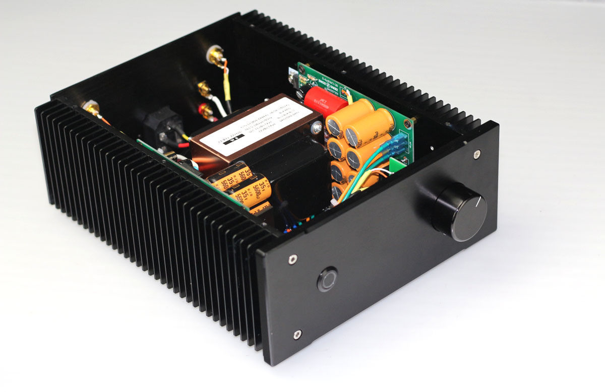 Zerozone Gaincard Gc Lm1875 Parallel Power Amplifier Low Audio Frequency 20w Based Distortion Amp 30w L7 3 Blog Store