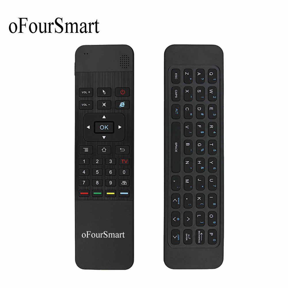 b48512308f1 T3 IR learning remote control Wireless 2.4G fly Air mouse Multi Functional  Keyboard Mouse for
