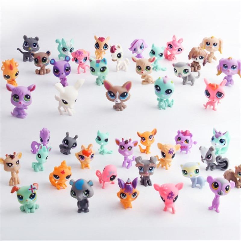 1 հատ Գործողություն Փոքր կենդանիների - Խաղային արձանիկներ - Լուսանկար 4