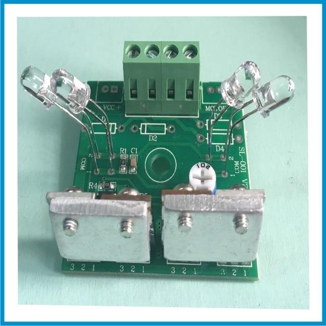 Tracker, Single, Board, Axis, Circuit, Sun