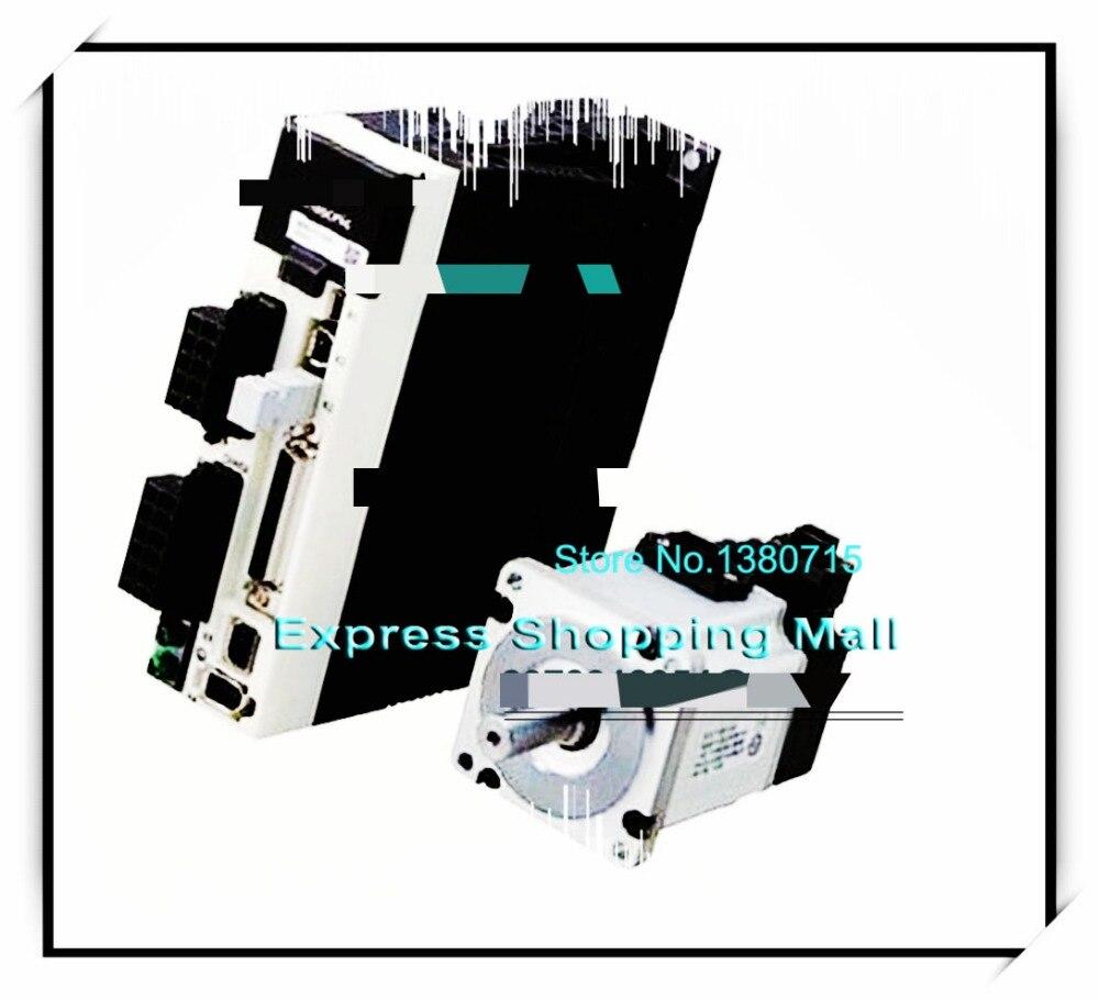 где купить  MSME102GCGM+MDDKT5540CA1 1KW 3.18nm 3000rpm 20-bit 200V Universal MINAS A5II servo motor&drive& cable  дешево
