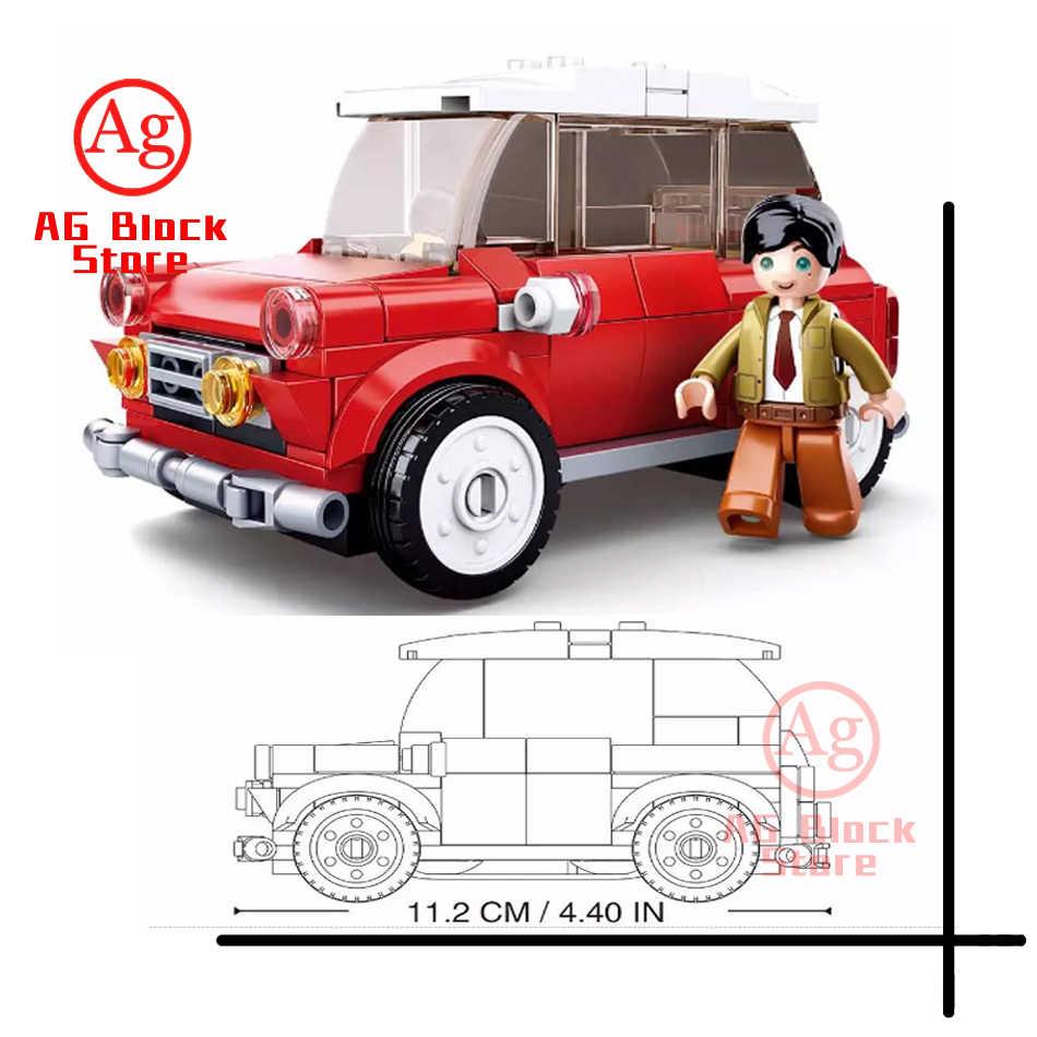 658pcs Città Compatibile Legoed Technic Camion Auto Da Corsa F1 Set di Blocco Costruzione Edilizia FAI DA TE Modelli di Veicoli Mattoni per i Giocattoli Del Capretto