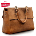 BVLRIGA Genuine leather bag famous designer brand bags women leather handbags shoulder bag ladies fashion women messenger bags
