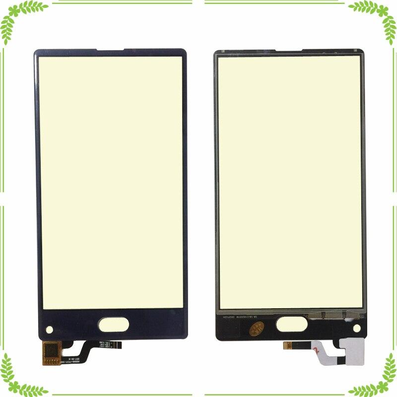 5.2 ''טלפון סלולרי מסך מגע מגע זכוכית קדמית עבור Doogee לערבב לייט מסך מגע זכוכית Digitizer פנל חיישן