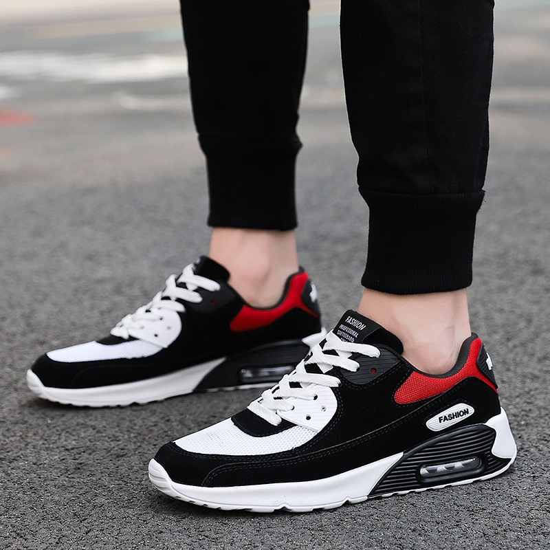 Men 39 s shoes fashion sneakers comfortable casual shoes Adulto men 39 s fashion color matching shoes cool Chaussure Homme leisure in Men 39 s Casual Shoes from Shoes