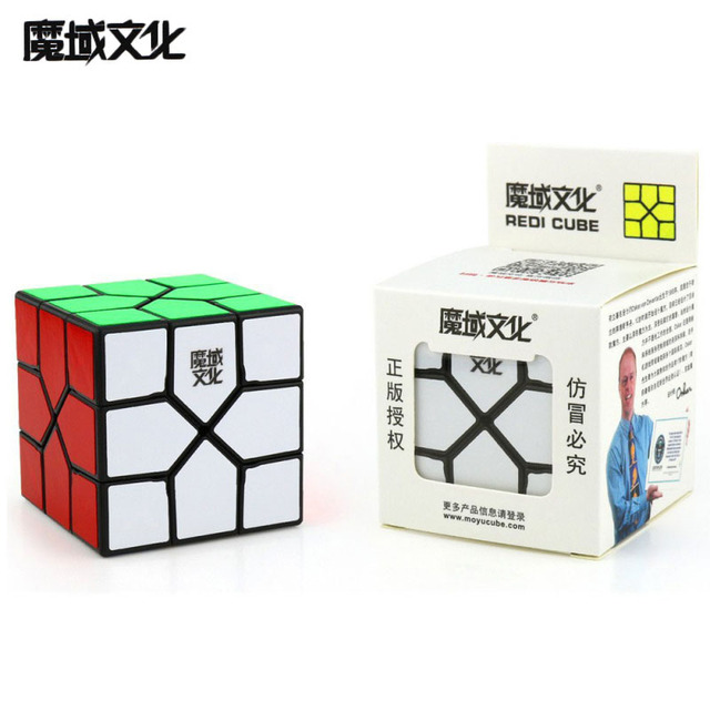 New Arrival Moyu Creative Redi Cube Professional Speed Smooth Magic Cube Puzzle Cube Educational Toy Kids Gift Drop Shipping -50