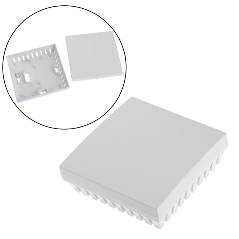 80 80 27mm Plastic Box For Electronics Project Humidity Sensor Junction Box
