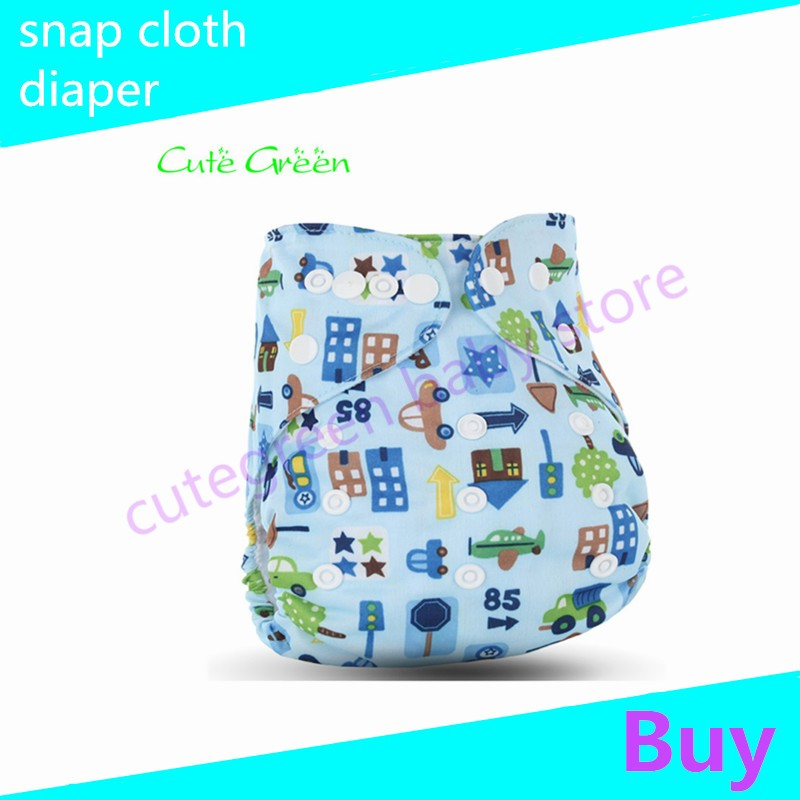 snap cloth diaper