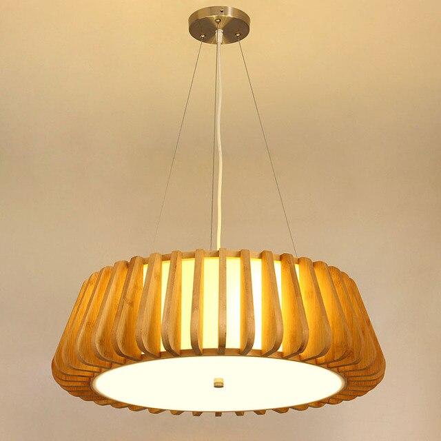mode woonkamer hanglamp modern chinese stijl bamboe hanglampen, Deco ideeën