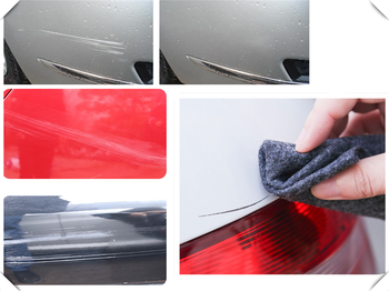 Auto parts light paint scratches remover wear surface repair rag for BMW 335is Scooter Gran 760Li 320d 135i E36 F30 F30 image