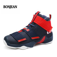 Ultra Boost Mens Basketball Shoes 2018 Brand Ankle Boots Sports Shoes Men Women Jordan Basket Homme Outdoor Trainers Sneakers