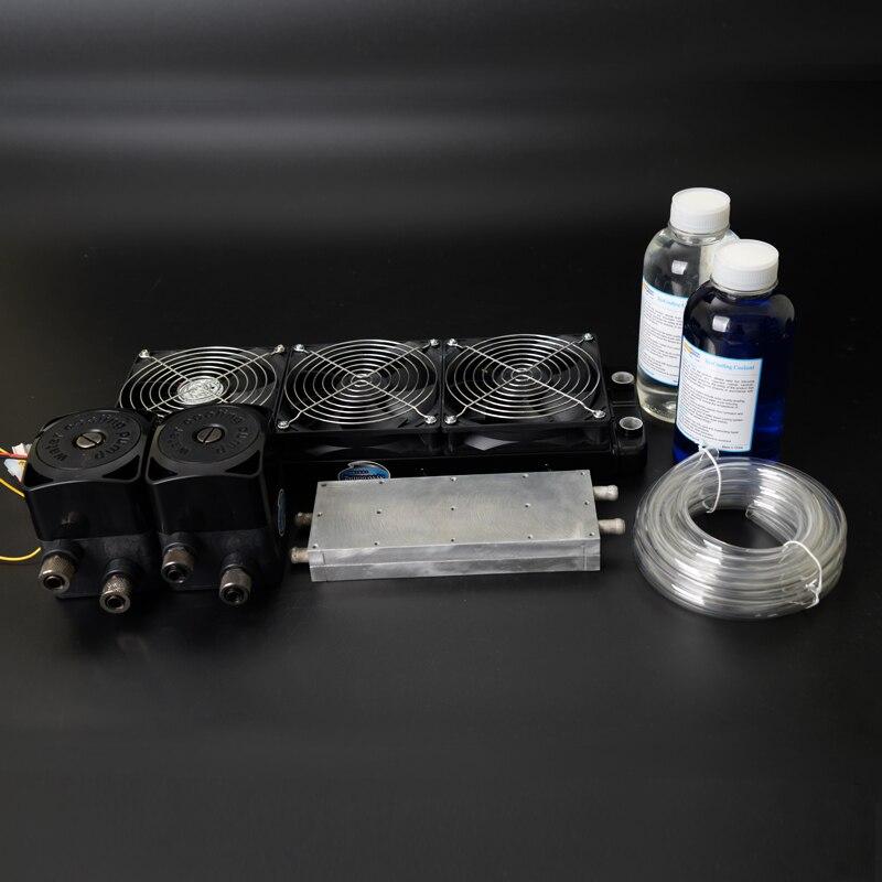 Syscooling охладитель ТЕС модуль водяной насос радиатора жидкостной системы охлаждения