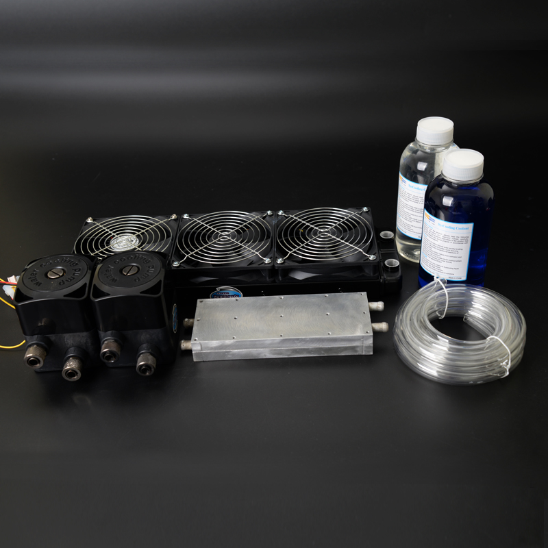 Syscooling tec cooler module water pump heatsink liquid cooling system syscooling p60d water pump with water tank