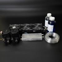 Syscooling tec cooler module water pump heatsink liquid cooling system