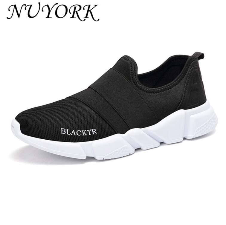 NUYORK Unisex  SUMMER Running Shoes Men Lightweight Sneakers Women Slip on Sports Shoes Women Outdoor Jogging Shoes 832-A32