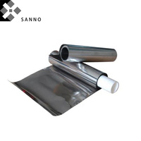 High purity 99.999% Pb metal foil can be customized 0.1 1mm lead foil for scientific research