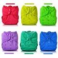 JinoBaby Подгузники Большой Couche Lavable Детские Моющиеся Ткань Пеленки Младенца для Newborn-17KGS