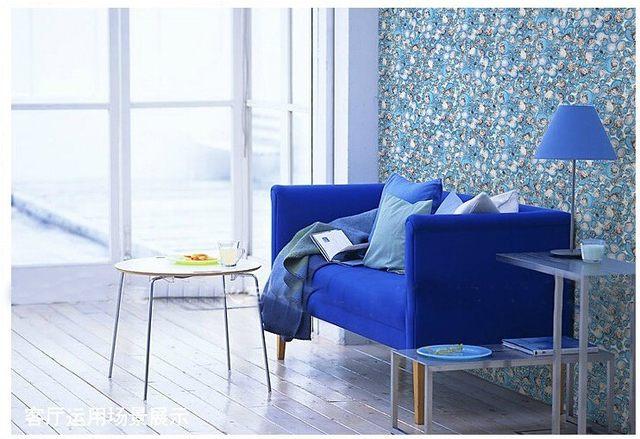 Online shop cielo blu grande e piccolo rotondo della resina della