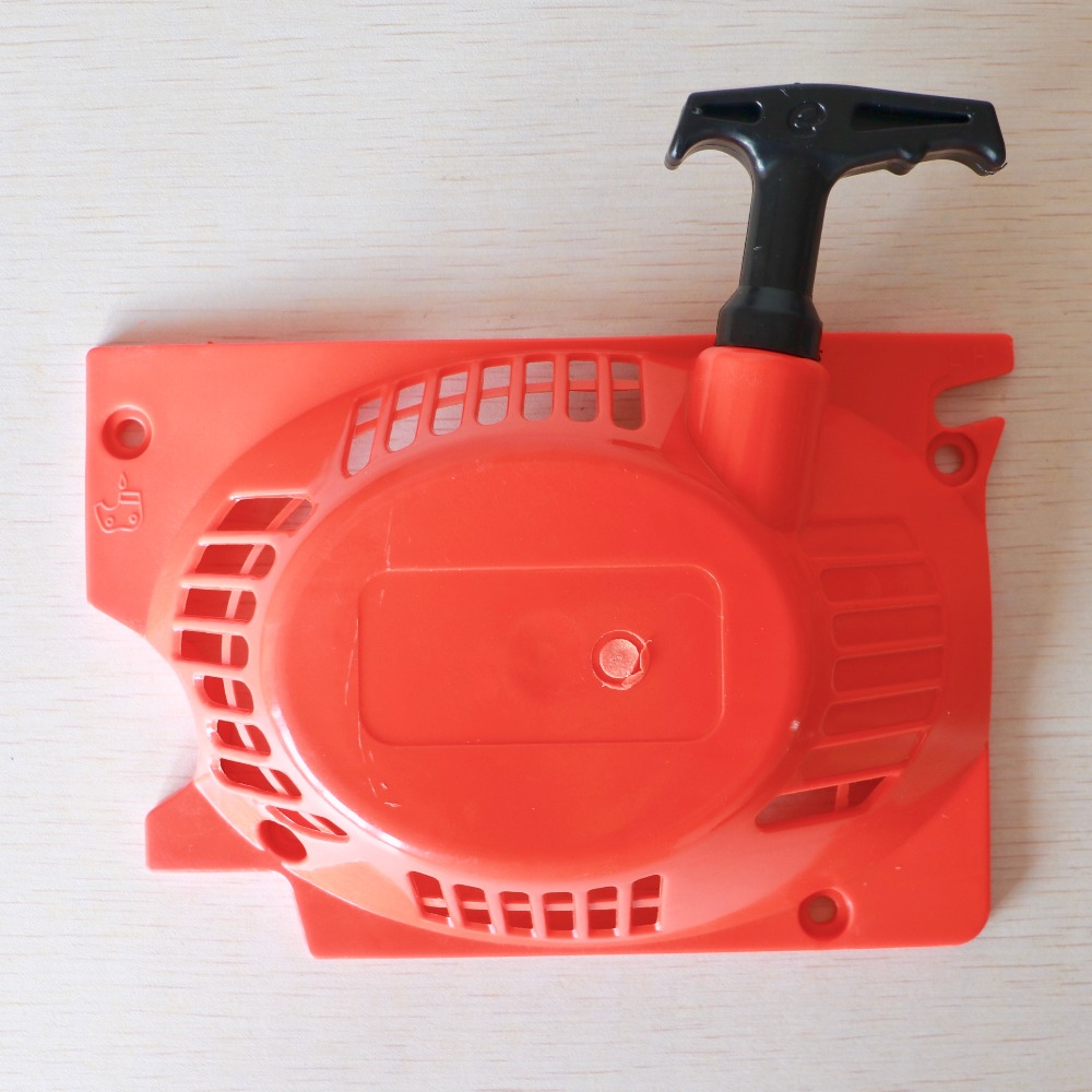45cc 52cc 58cc kettingzaag twee veren eenvoudige starter 45/52/5800 kettingzaagstarter